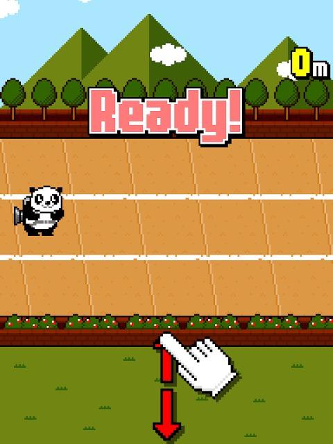 Jet Pandaのスクリーンショット_1