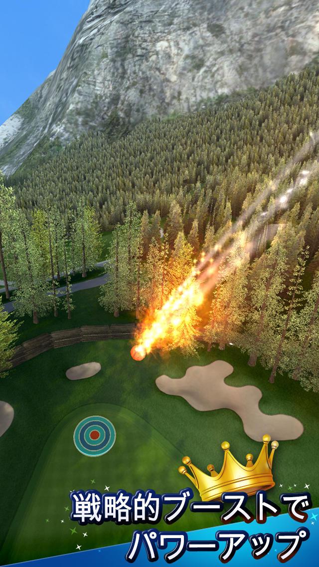 キング オブ ゴルフのスクリーンショット_2