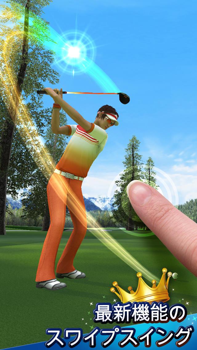 キング オブ ゴルフのスクリーンショット_3