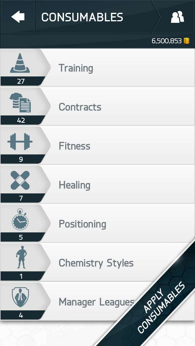 EA SPORTS Football Clubのスクリーンショット_2
