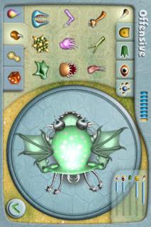 Spore™ Creaturesのスクリーンショット_2
