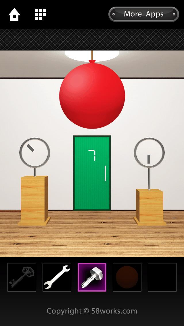 脱出ゲーム DOOORS 4のスクリーンショット_2