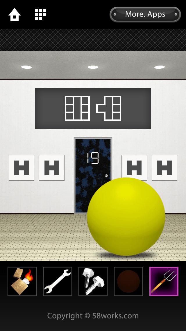 脱出ゲーム DOOORS 4のスクリーンショット_3