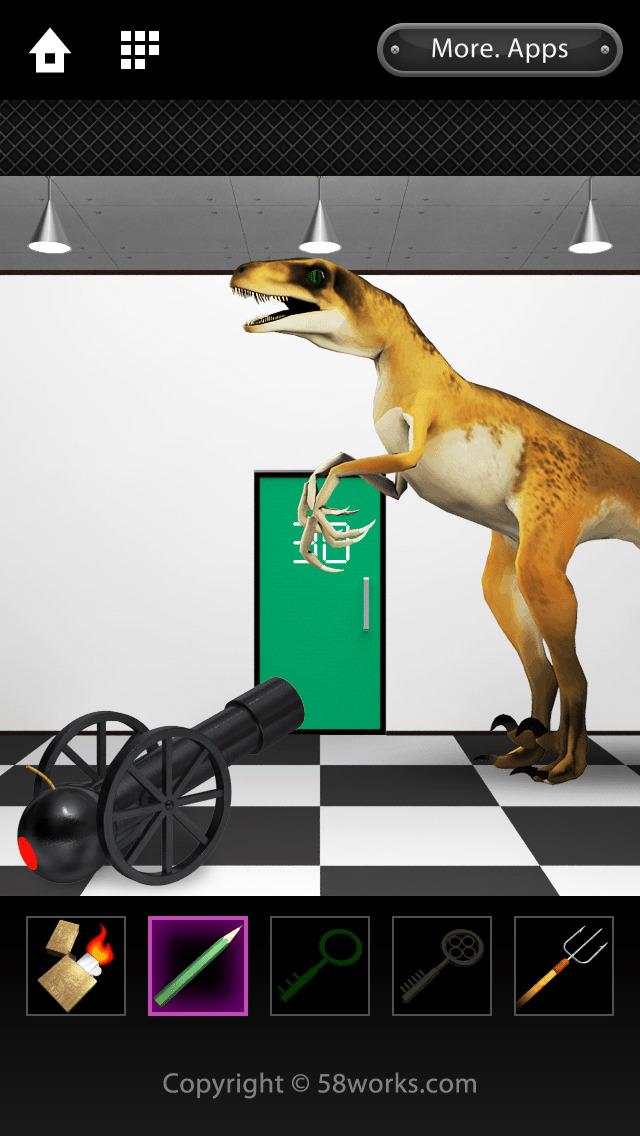 脱出ゲーム DOOORS 4のスクリーンショット_4