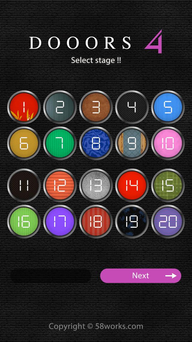 脱出ゲーム DOOORS 4のスクリーンショット_5