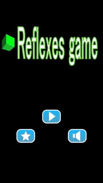 反射神経ゲームのスクリーンショット_2