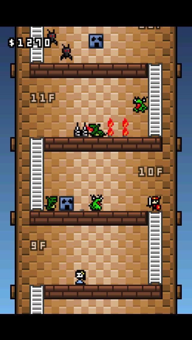 8歩の塔のスクリーンショット_1