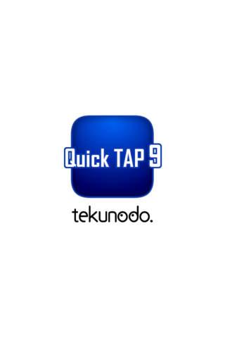 Quick TAP 9 (クイック・タップ・ナイン)のスクリーンショット_4