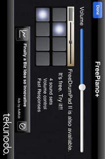 FreePiano+のスクリーンショット_2
