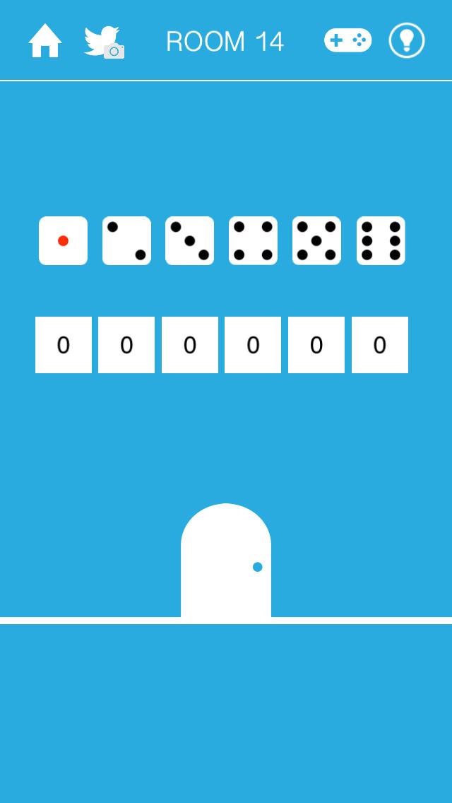 謎解き・脱出ゲーム フラットルームのスクリーンショット_2