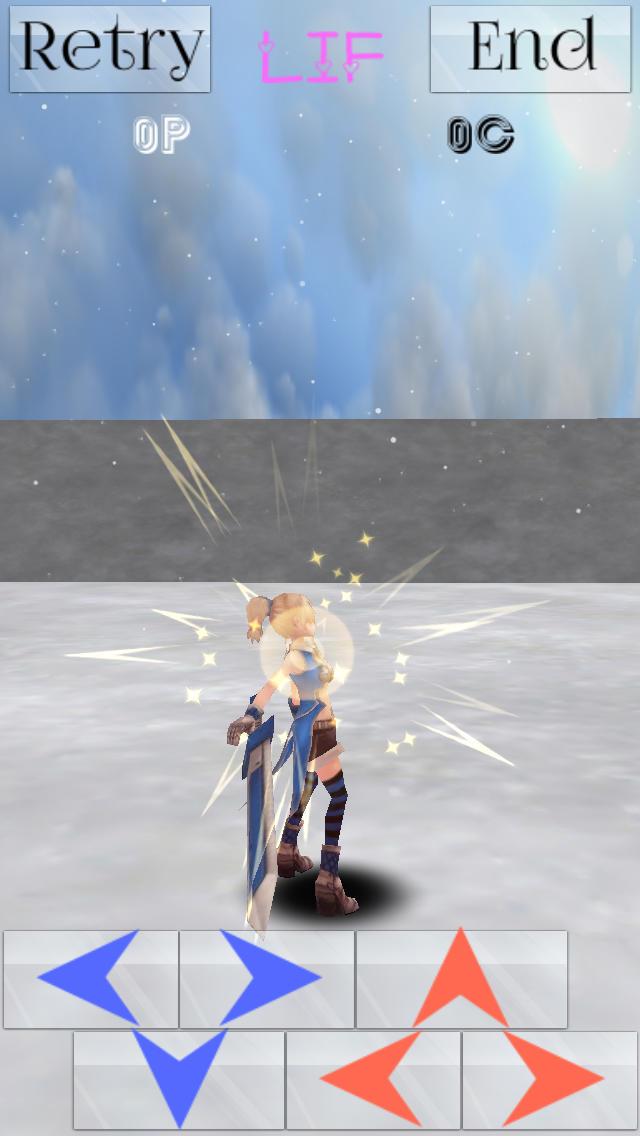 Anguish of Swordswoman〜女剣士の苦悩〜のスクリーンショット_4