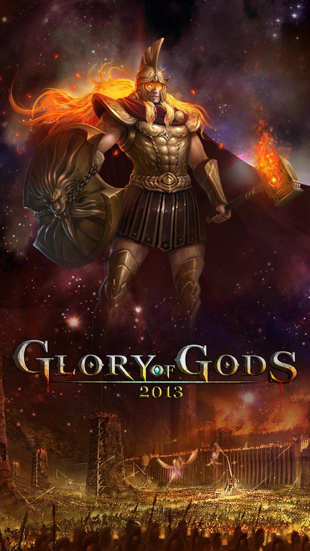 Glory of Godsのスクリーンショット_1