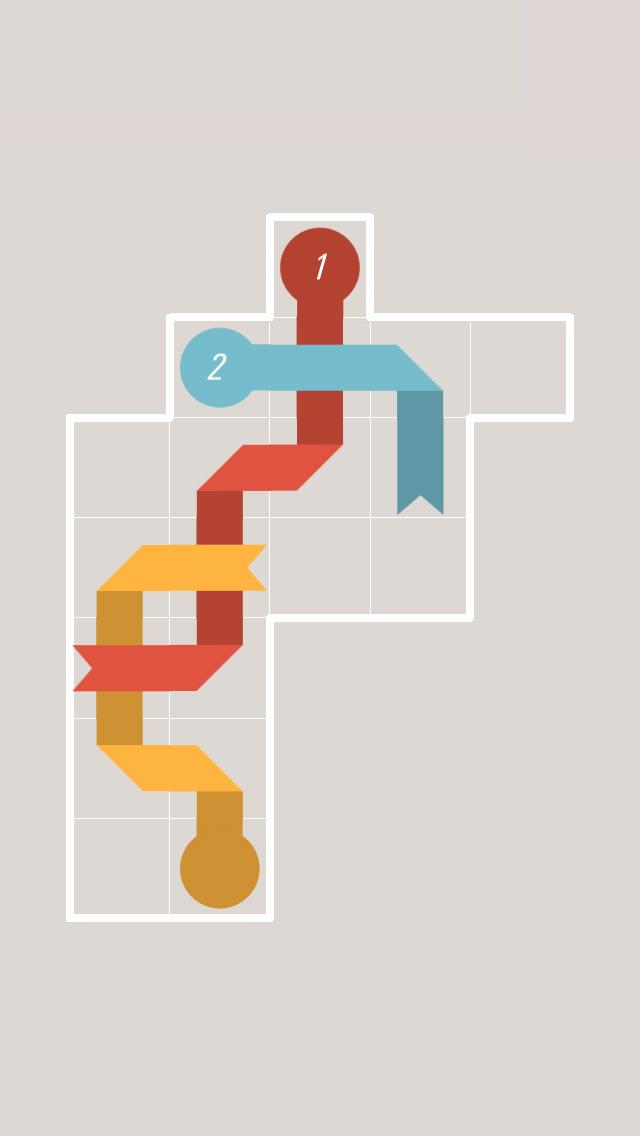 TAPES - シンプルなパズルゲームのスクリーンショット_4