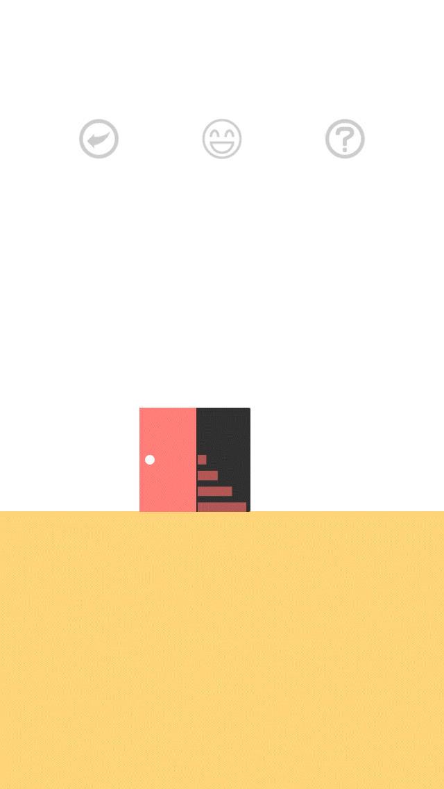 脱出ゲーム NO 脱出, NO LIFE ~DOOR~のスクリーンショット_3