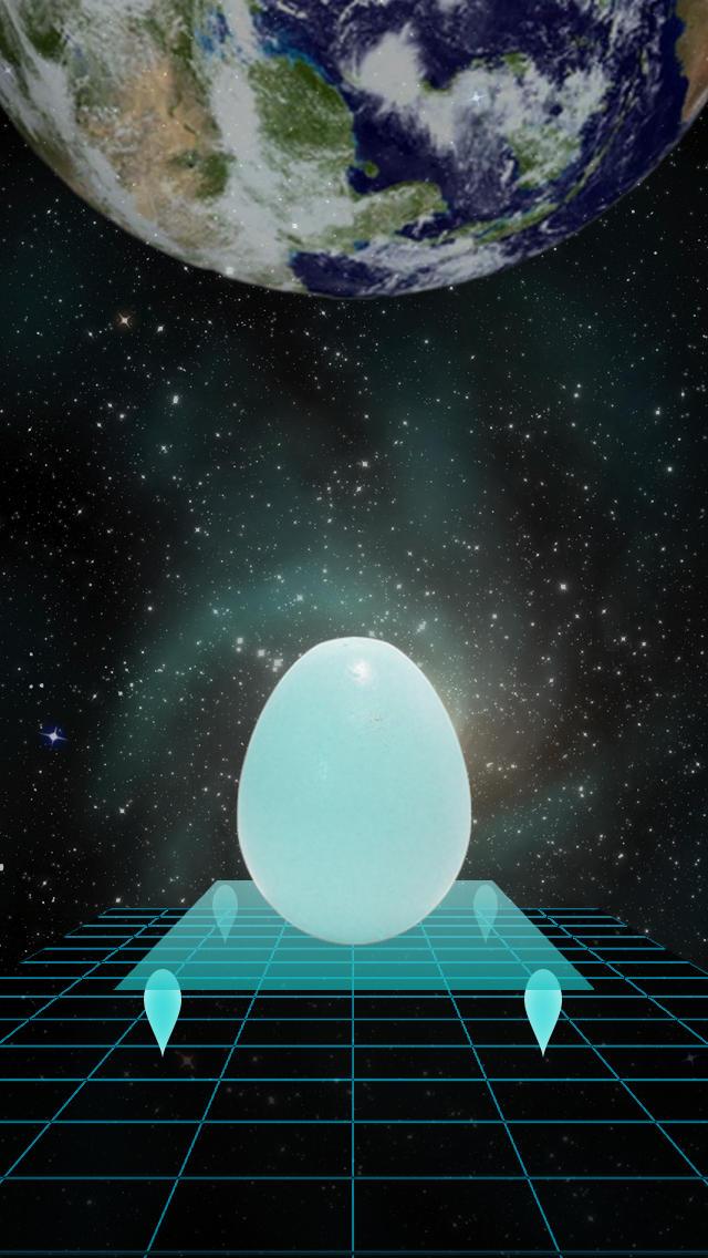 グラグラたまご 〜つみあげて宇宙から脱出 GRAVITY EGG〜のスクリーンショット_2