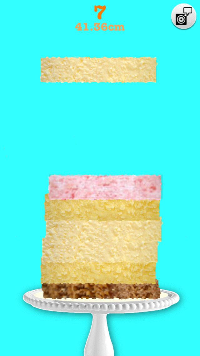 チーズケーキ ーつみあげゲームーのスクリーンショット_4