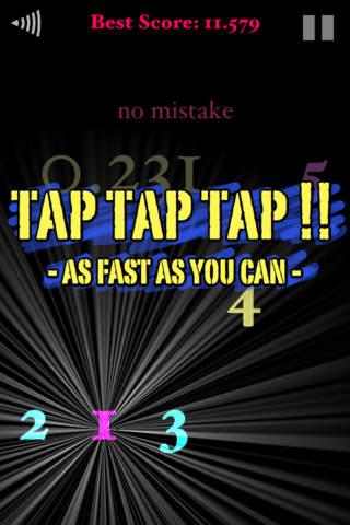 Fastest Tap 30のスクリーンショット_3