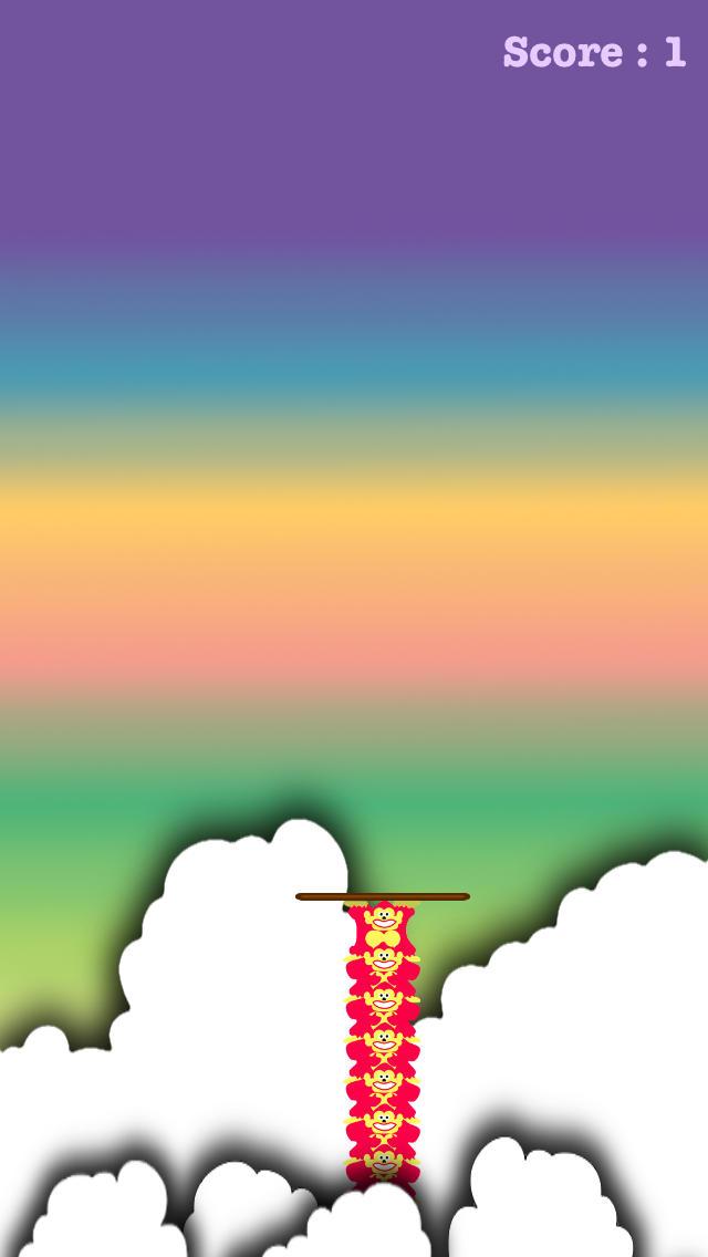 パラパラゴリラのスクリーンショット_4