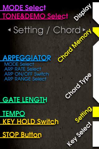 コード&スケール辞典 CHORD BOYのスクリーンショット_2