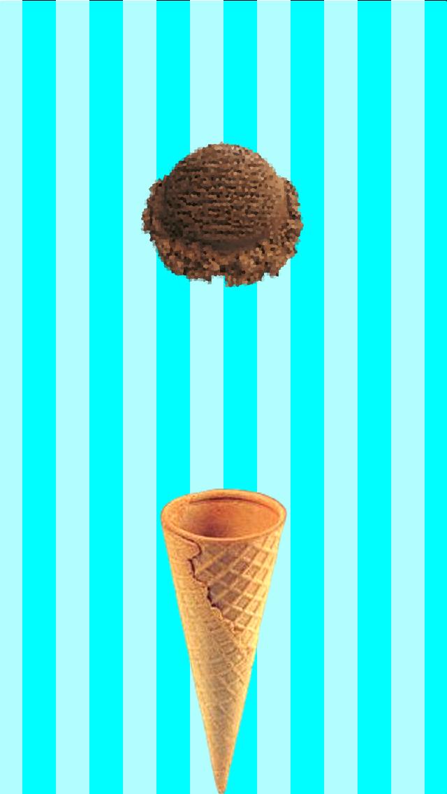 アイスクリームつみつみのスクリーンショット_2