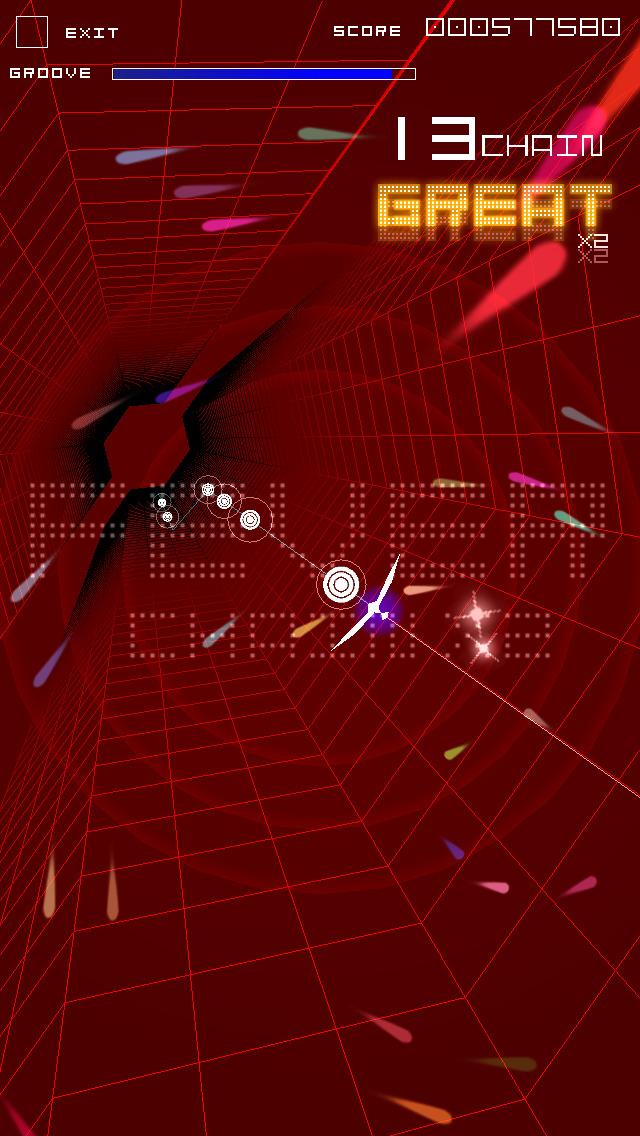 グルーヴコースター ゼロのスクリーンショット_3