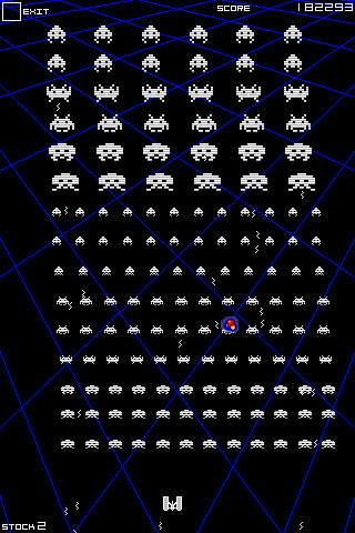 スペースインベーダー インフィニティジーン Liteのスクリーンショット_5