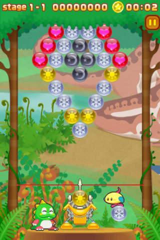 Puzzle Bobble Liteのスクリーンショット_1