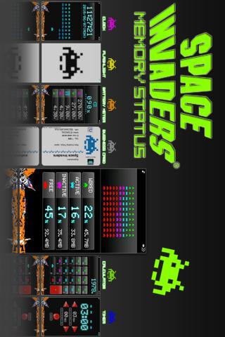 スペースインベーダーメモリーチェッカーのスクリーンショット_2