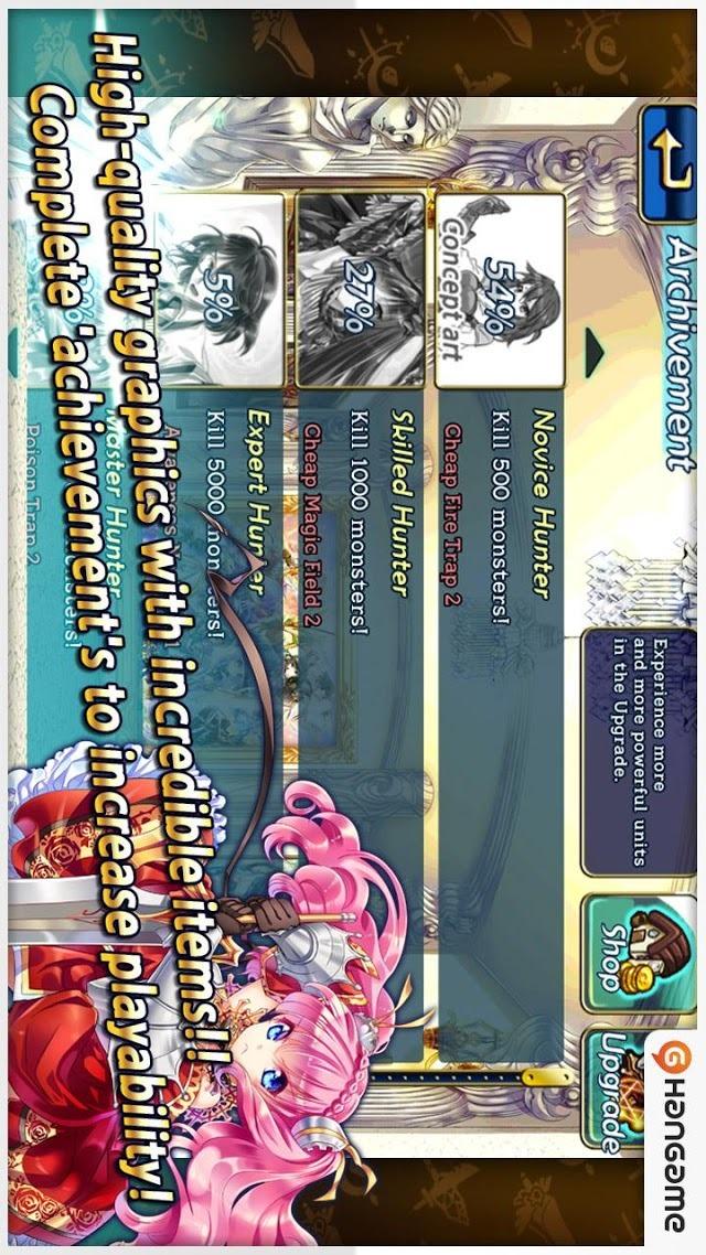 Fantasy Defense 2のスクリーンショット_5