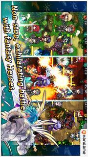 Fantasy Defense 2のスクリーンショット_1