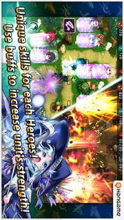 Fantasy Defense 2のスクリーンショット_2