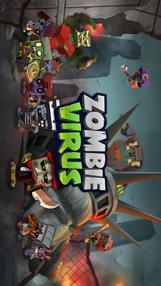 ゾンビウィルス(Zombie Virus)のスクリーンショット_5