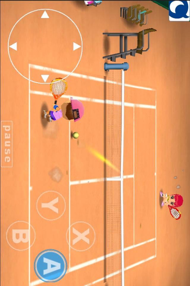 THEテニス2のスクリーンショット_2
