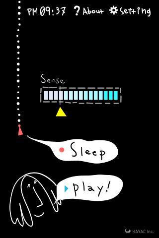 Let It Sleepのスクリーンショット_1
