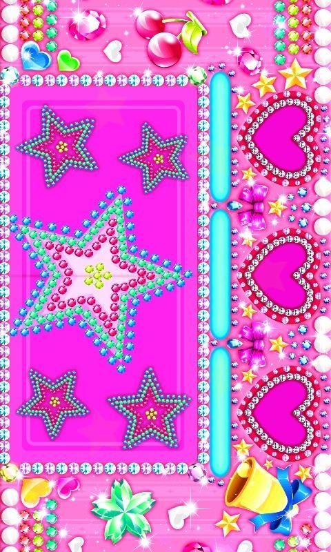 キラキラかわいい宝石を楽しく覚えるキッズ向け知育アプリゲームのスクリーンショット_2