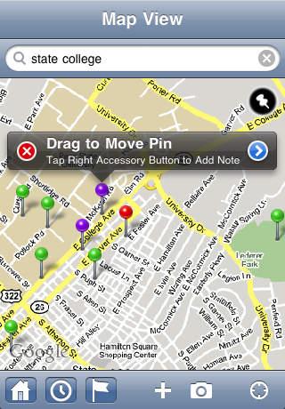 Location Notes (Drop & Drag)のスクリーンショット_2