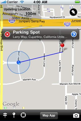 A Parking Spotのスクリーンショット_1