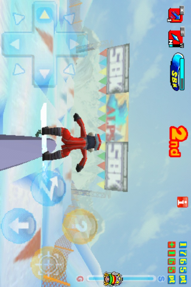 Snowboard Kids Fullのスクリーンショット_2