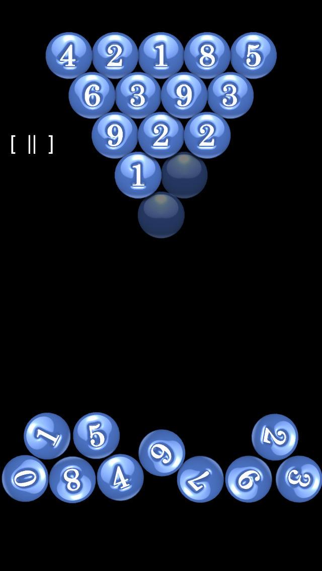 マグネットナンバーボールのスクリーンショット_2