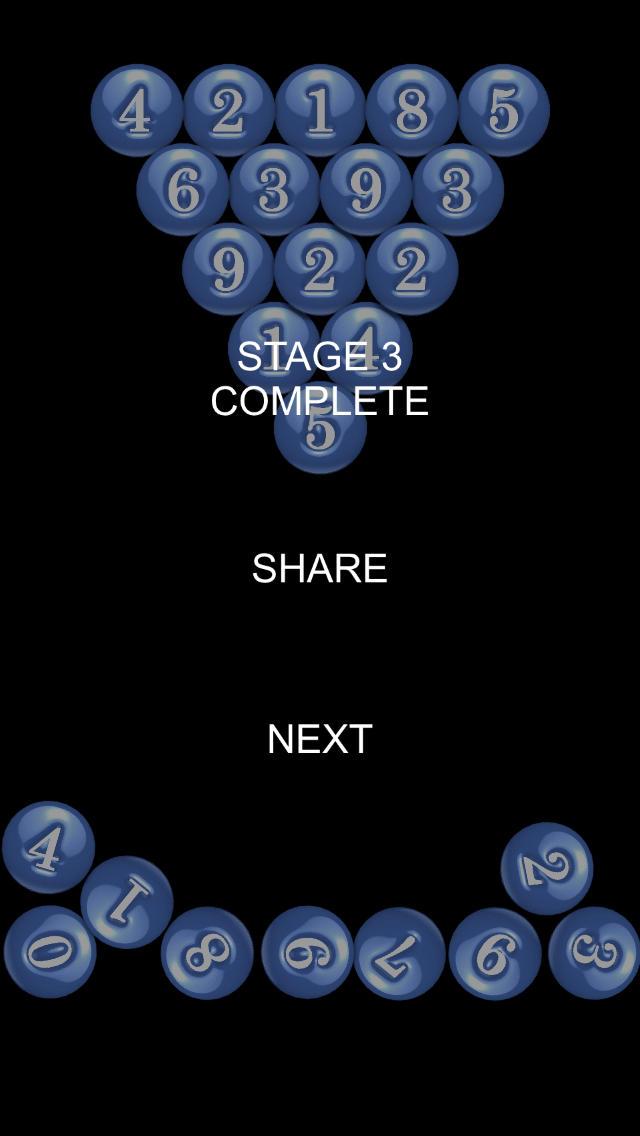 マグネットナンバーボールのスクリーンショット_3
