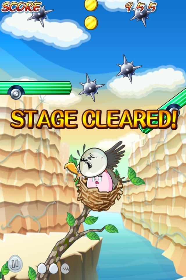 怒り卵 for Mobageのスクリーンショット_4