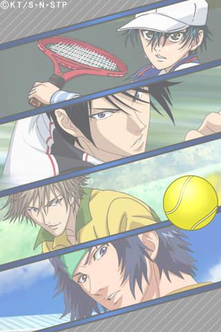 新テニスの王子様アラーム【第1弾】のスクリーンショット_4