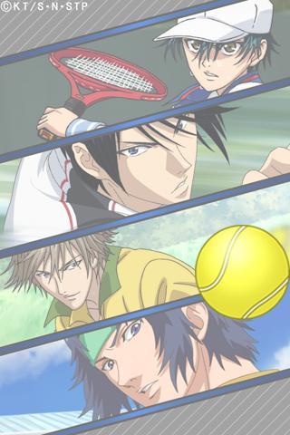 新テニスの王子様アラーム【第1弾】のスクリーンショット_2