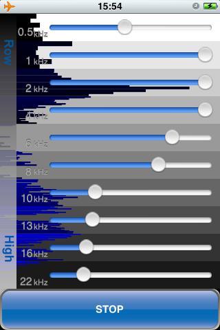 PowerEar -RT Equalizerのスクリーンショット_2