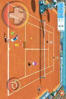 プロテニスのスクリーンショット_1
