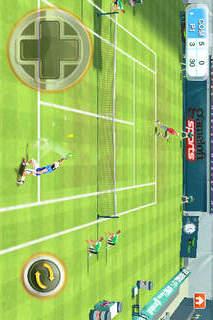 プロテニスのスクリーンショット_3