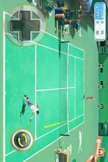 プロテニスのスクリーンショット_4