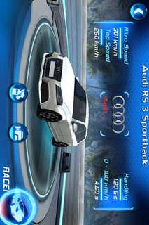 アスファルト:Audi RS 3のスクリーンショット_3