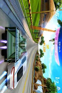 アスファルト6:Adrenalineのスクリーンショット_2