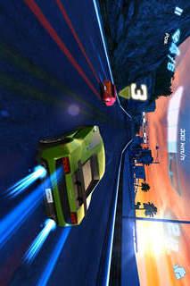 アスファルト6:Adrenalineのスクリーンショット_3